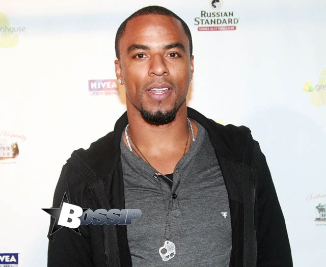 NFL Player Darren Sharper