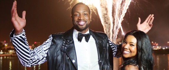 """Dwyane Wade's """"Rock The Boat"""" 32nd Birthday Party"""