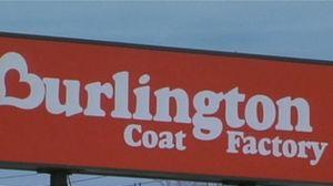 Burlington Sign