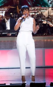Aretha Franklin Honored at BET Honors 2014-Show-Washington DC