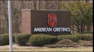 American Greetings Sign