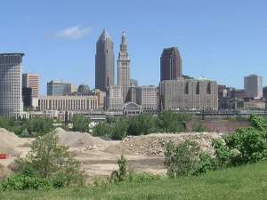Downtown Cleveland WEWS