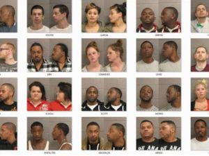 Elyria Arrests