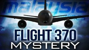 Fight 370 Mystery