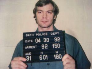 Dahmer Arrest