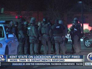 Kent State Lockdown
