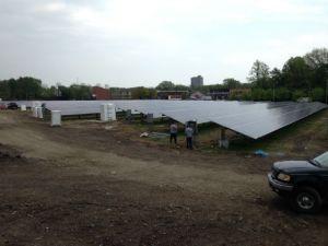 Urban Solar Field