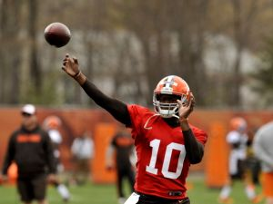 2014 Cleveland Browns Mini Camp Practice