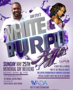 White Purple Affair