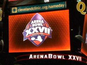Arena Bowl Cleveland