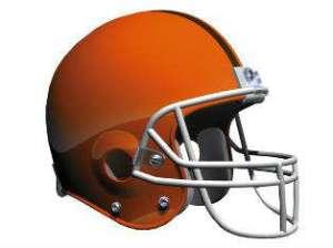 Browns Helmet 2