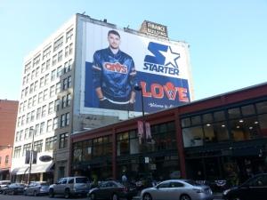 K Love Billboard