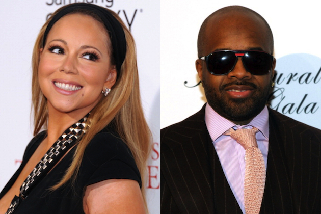 Mariah carey and jermaine dupri dating