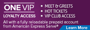 ONE VIP™ Loyalty Access