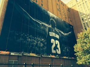 LeBron Banner