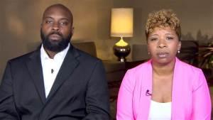 michael-browns-parents-Lesley-McSpadden-and-Michael-Brown-Sr