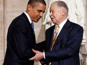 Barack Obama, Edward Brooke