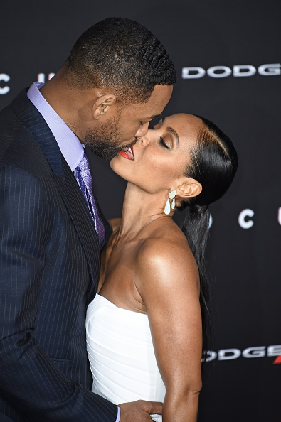 "Will Smith & Jada Look Fabulous at ""Focus"" Movie Premiere [PHOTOS]"