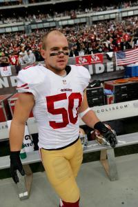 Chris Borland 49ers