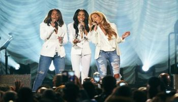 Michelle Williams, Kelly Rowland and Beyoncé