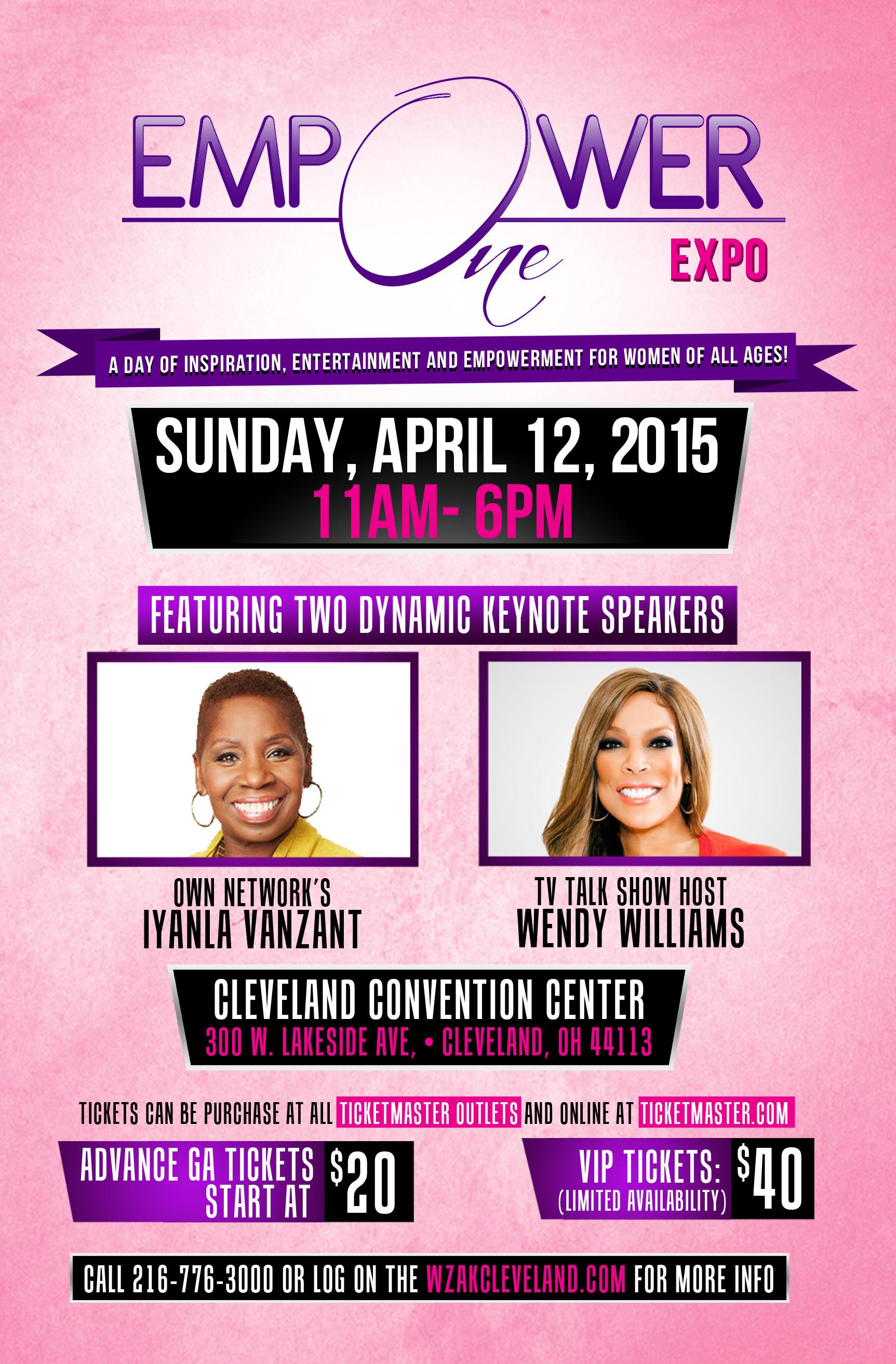 empower one flyer