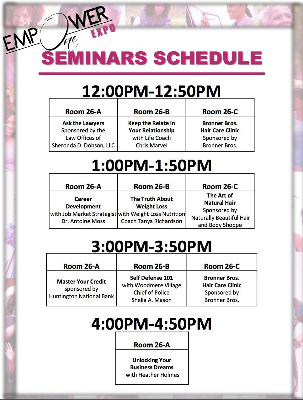 empower one schedule 2