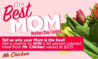 Best mom contest
