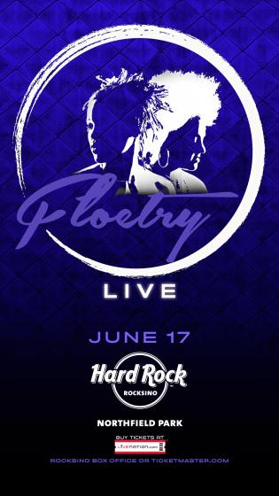 Floetry at the Hard Rock