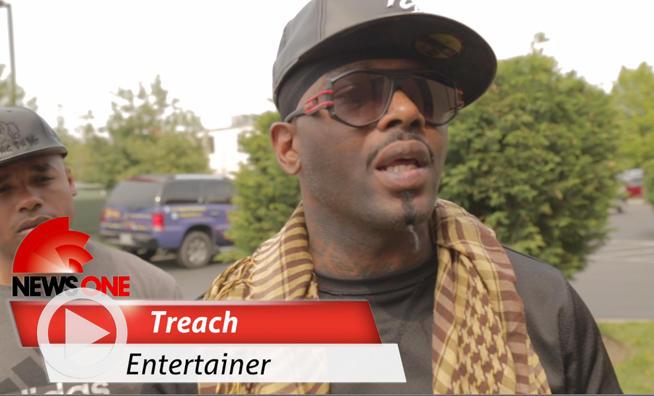 Treach newsone interview Baltimore coverage