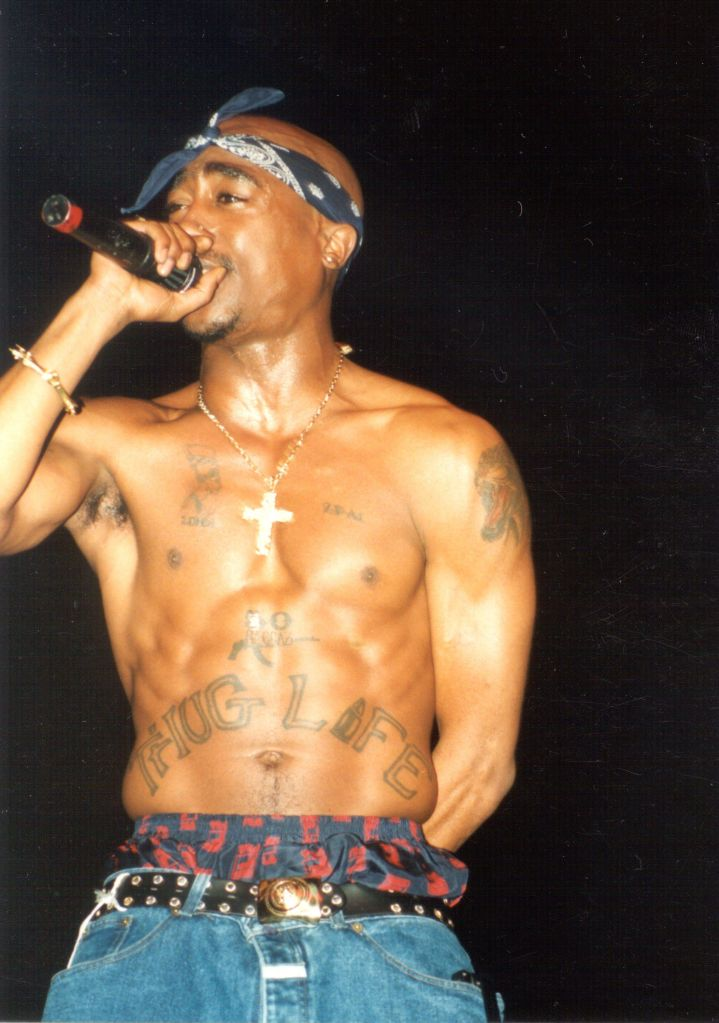 Photo of Tupac Shakur