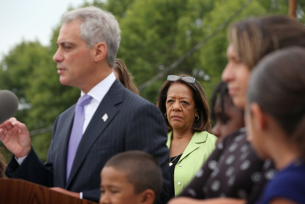 Barbara Byrd-Bennett, Chicago, Chicago public schools