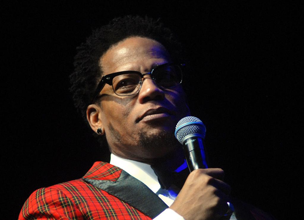 D.L. Hughley In Concert - Detroit, MI