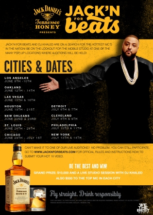 JACK DANIELS/JACK'N FOR BEATS_WGPR_Detroit_RD_June 2015