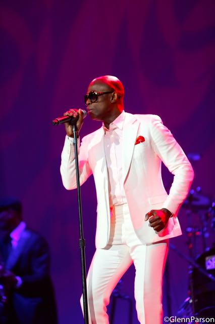 Kem Performs In Charlotte