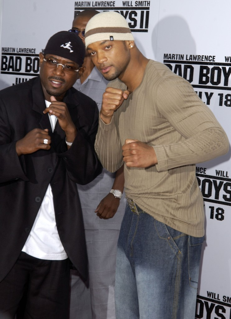 'Bad Boys II' Premiere