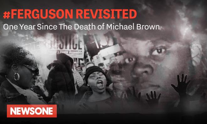 Ferguson Revisited DL NewsOne