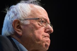 Bernie Sanders Holds Town Hall Meeting In Iowa