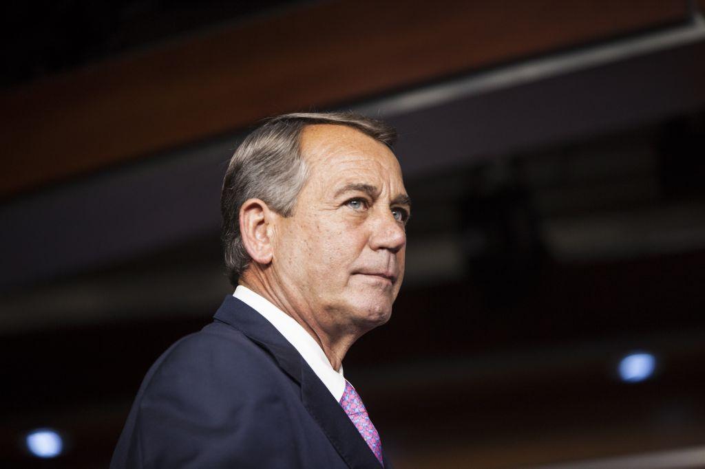 House Speaker Boehner's press conference