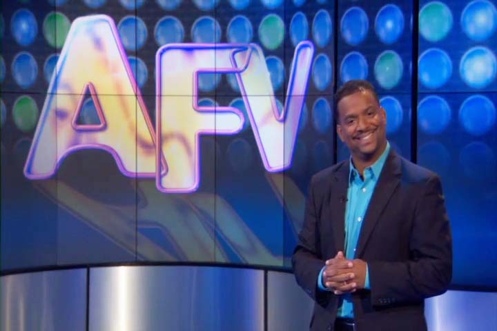 alfonso ribeiro, americas funniest home videos, abc