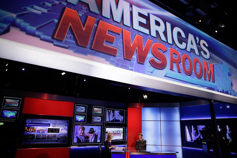 Patrick J. Kennedy Visits FOX News' 'America's Newsroom'