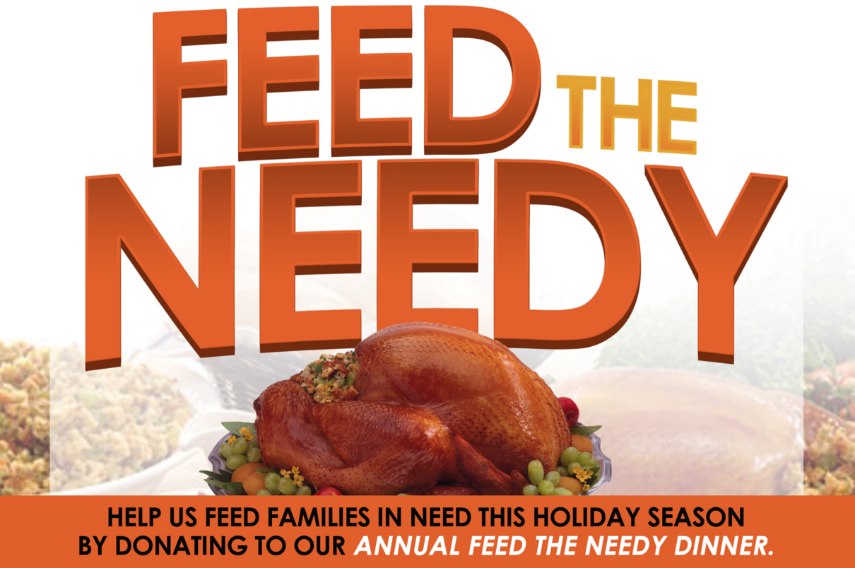 feed the needy 2015