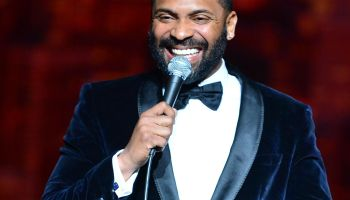 Mike Epps Performs At Fillmore Miami Beach