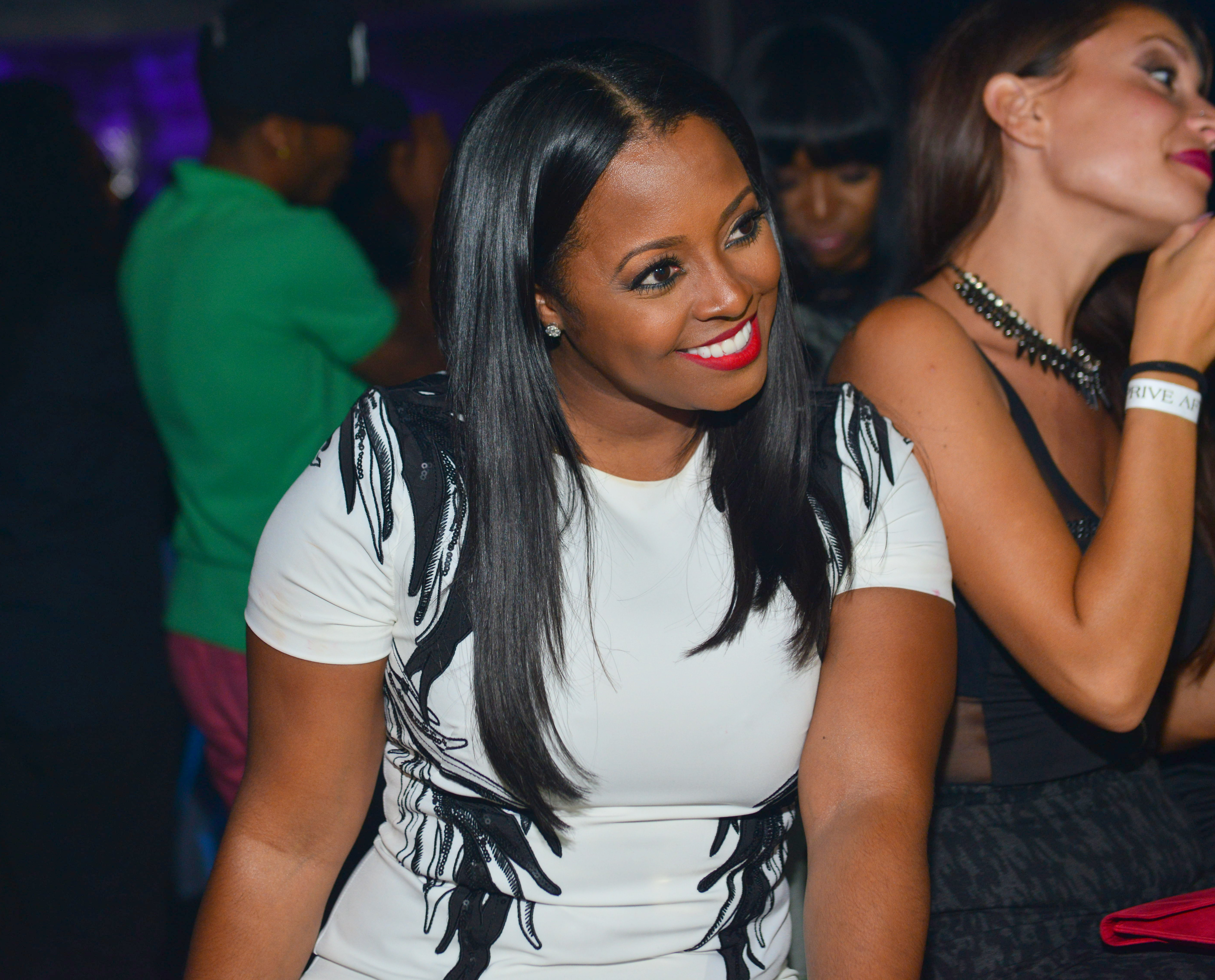 'Black Hollywood' Terrance J., Angela Simmons, Angela Yee, & Tahiry Jose Host Prive