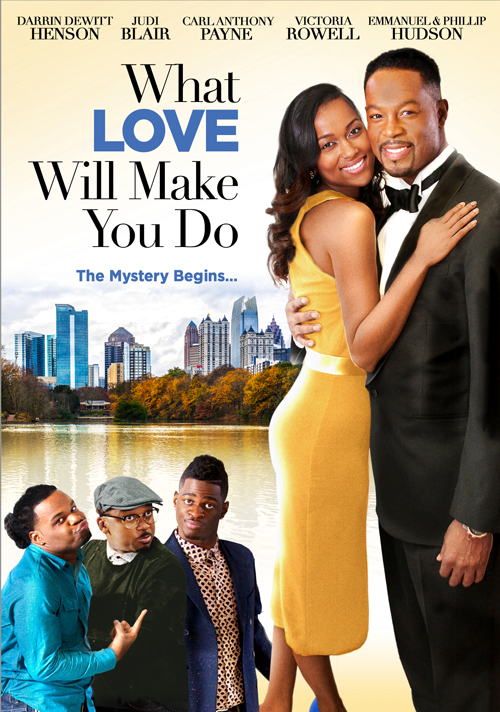 What Love Will Make You Do DVD