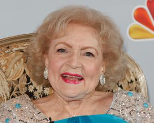 'Betty White 90th Birthday: A Tribute To America's Golden Girl' Special - Red Carpet And Taping