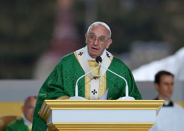 Pope Francis Final Mass