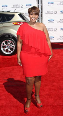 BET Awards '12 - Arrivals