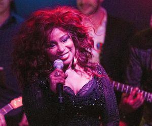 Chaka Khan Performs At Ronnie Scott's Jazz Club In London