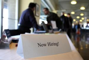 San Francisco Career Fair Helps Military Veterans Find Jobs