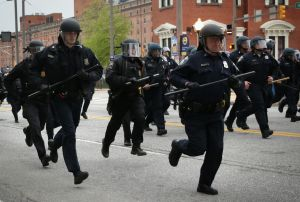 Freddie Gray Baltimore Protests